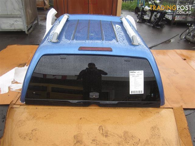 Nissan Navara D40 DUAL CAB CANOPY AS NEW (GENUINE NISSAN) $1250 & Nissan Navara D40 DUAL CAB CANOPY AS NEW (GENUINE NISSAN) $1250 ...