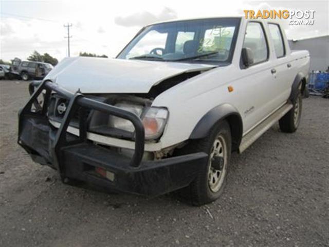 Nissan Navara D22 3 2 Diesel 1999 Wrecking All Parts