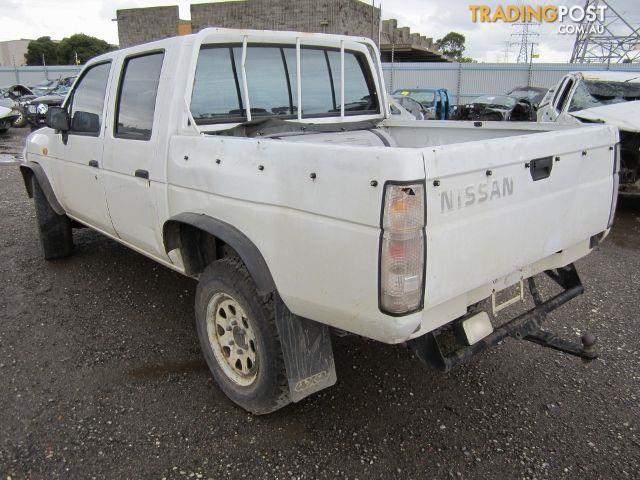Nissan Navara D21 Ka24 4wd 1991 Wrecking All Parts