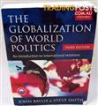 The Globalization Of World Politics Paperback Book By Oxford