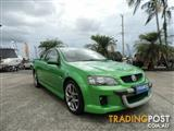 2010 Holden Commodore SV6 VE11 Utility