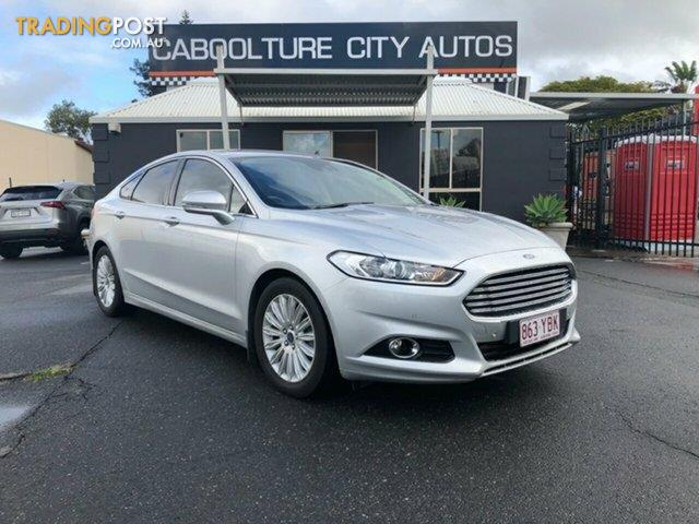 2015 Ford Mondeo Trend Pwrshift Md Hatchback For Sale In Morayfield