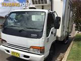 Refrigerated Truck Isuzu NQR 450 Long