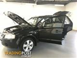 2006 Ford Territory Turbo AWD Ghia SY Wagon