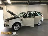 2013 Ford Territory TS Seq Sport Shift SZ Wagon