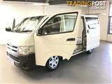 2013 Toyota Hiace LWB TRH201R MY12 Van
