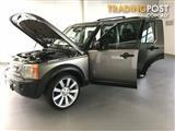 2007 Land Rover Discovery 3 SE Series 3 08MY Wagon