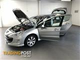 2009 Peugeot 308 XSE Turbo T7 Hatchback