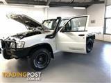 2009 Nissan Patrol DX GU 6 MY08 Cab Chassis