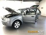 2007 Ford Territory Turbo AWD Ghia SY Wagon