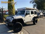 2011 Jeep Wrangler Unlimited Sport JK MY2011 Softtop