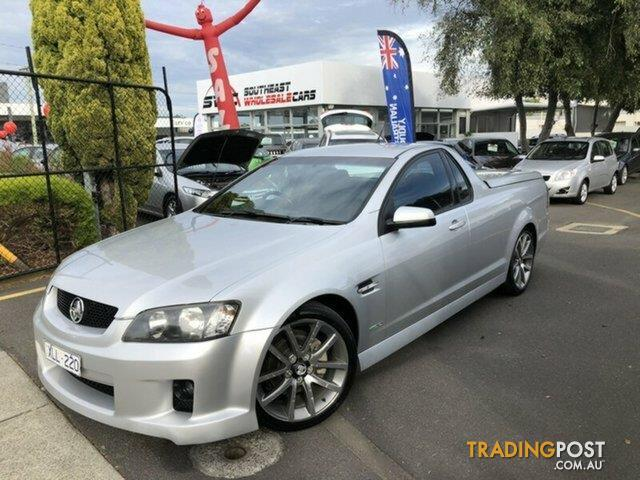 2009 Holden Ute Sv6 Ve My095 Utility For Sale In Frankston Vic