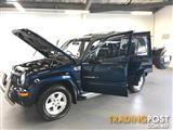 2002 JEEP CHEROKEE LIMITED 4X4 KJ 4D WAGON