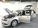 2007 FORD FOCUS ZETEC LT 5D HATCHBACK