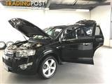 2011 HOLDEN CAPTIVA 7 LX 4X4 CG SERIES II 4D WAGON