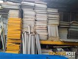 shelving for shops and warehouse all different sizes