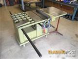 WADKIN BGP1200 TABLE SAW
