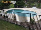 Pool Fencing gates