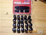 Wheel Nuts and lock nuts suit NISSAN Patrol