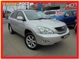 2008  Lexus RX350 Sports Luxury GSU35R MY07 5D Wagon