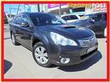 2010  Subaru Outback 2.0D B5A MY10 5D Wagon