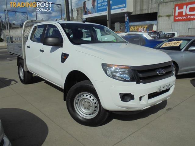 2012 ford ranger xl px 4d utility for sale in granville nsw 2012 ford ranger xl px 4d utility. Black Bedroom Furniture Sets. Home Design Ideas