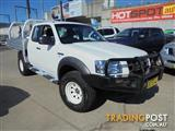 2008  Ford Ranger XL PJ 4D Utility