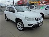 2012  Jeep Compass Sport MK MY12 5D Wagon