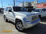 2010  Jeep Cherokee Limited KK MY10 5D Wagon