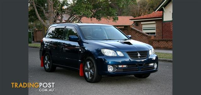 P Plate Legal Cars Nsw >> 2002 MITSUBISHI AIRTREK TYPE R TURBO AWD 4D HATCHBACK for sale in Haberfield NSW | 2002 ...