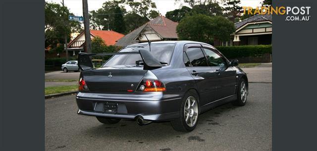2004 mitsubishi lancer evolution viii 4d sedan for sale in haberfield nsw 2004 mitsubishi. Black Bedroom Furniture Sets. Home Design Ideas