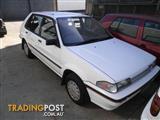 1988 HOLDEN ASTRA SL/X LD Hatchback
