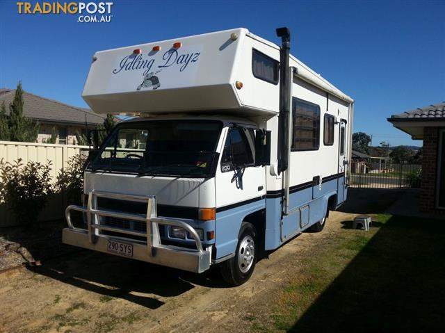 Wonderful View All Motor Homes For Sale In Australia
