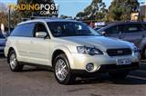 2004  Subaru Outback Luxury B4A Wagon