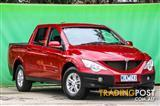 2008  SsangYong Actyon Sports Sports 100 Series Utility
