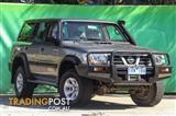 2004  Nissan Patrol ST GU III Wagon