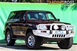 2002  Nissan Patrol ST GU III Wagon