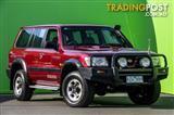 2001  Nissan Patrol ST GU II Wagon