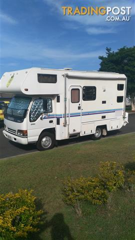 Perfect 2012 Tiffin Allegro Breeze MY12 Motor Home For Sale In Molendinar QLD
