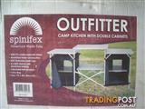 Spinifex Outfitter Camp Kitchen with double cabinets