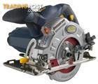 1400W Tile / Trim Circular Saw With Laser