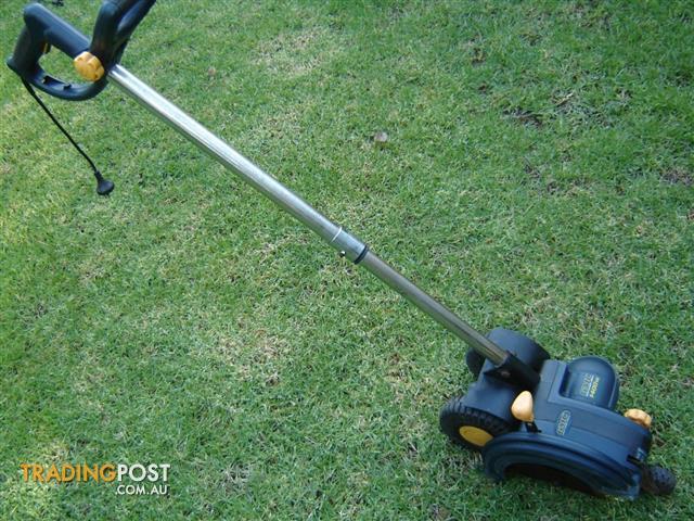 new gmc 1400w electric lawn edger | 38mm cut | lightweight 8kg ...