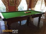 Snooker table for sales
