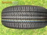 Bridgestone Dueller H/T 265/60R18 110T tyre never been driven on - ex spare