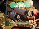 THOMAS TANK ENGINE BOOK pickup oakleigh 3166 or postage 2.99