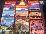 WONDERLAND 1966 X12 MINT CONDITION pickup oakleigh 3166 or postag