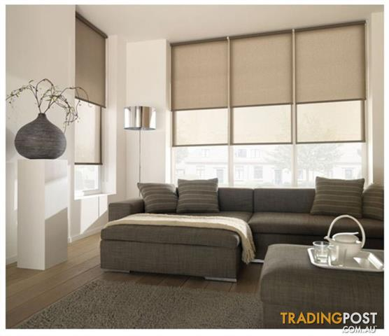 ***BIG SEPTEMBER SALE!!!***  50% discount on Roller blinds