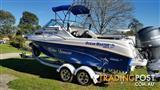 2014 Ocean Master 590 Enterprise Boat LOW LOW HOURS