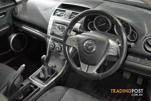 2008  Mazda 6 Classic GH1051 Sedan
