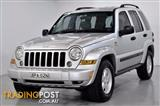 2007  Jeep Cherokee 65th Anniversary KJ Wagon